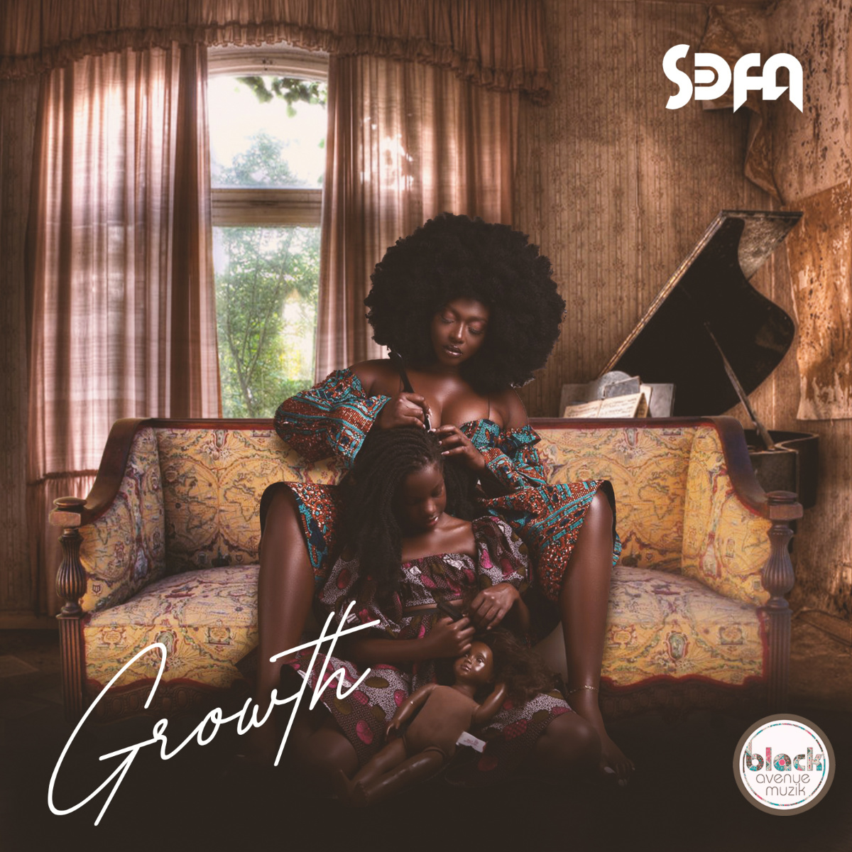 ALBUM: GROWTH BY S3FA