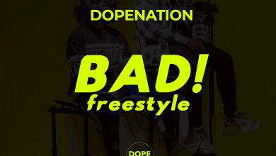 Bad (Freestyle) by DopeNation