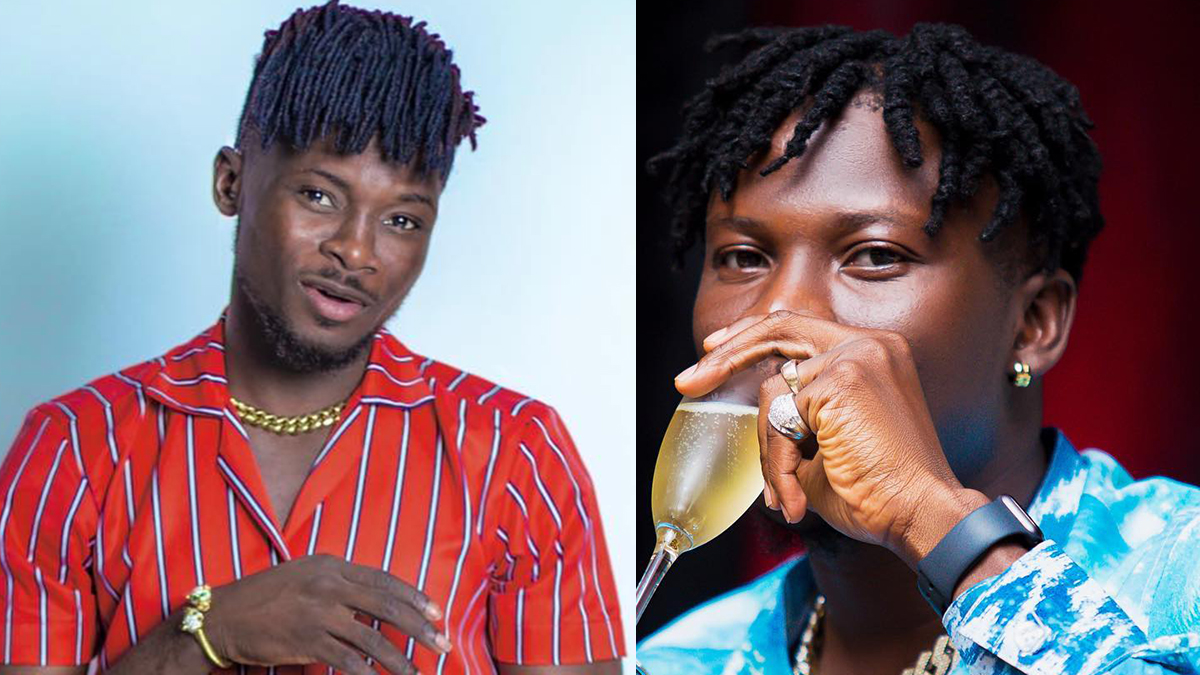 Stonebwoy, Kuami Eugene listed amongst 2020 Most Influential Young Africans in Entertainment