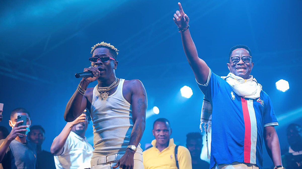 Shatta Wale to collaborate with Volta Regional artistes; performs Hajia Bintu on demand