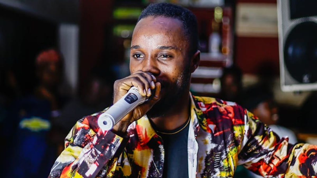 Abochie delights broken hearts with another creative hit single; Prison Break