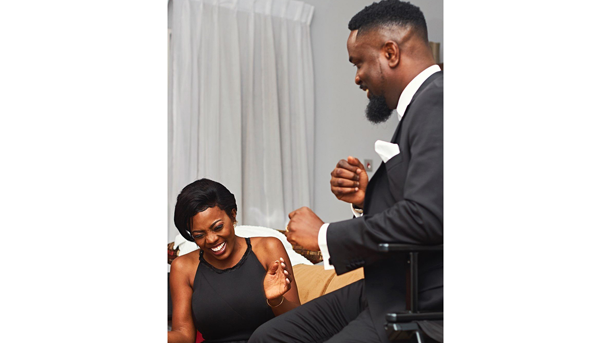 If I was in a different camp, I would be really mad at Nana Aba - Sarkodie