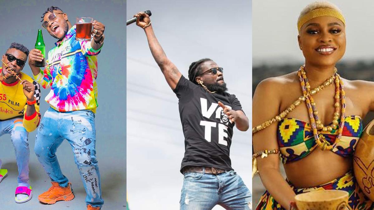 Keche & Adina fire subtle shots at artistes that endorse political parties