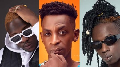 Too Much snitches on Patapaa after Medikal featured on his new single; Carry Go