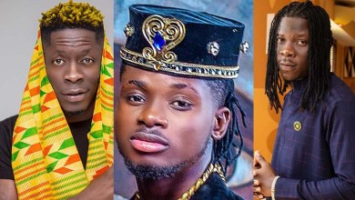 Kuami Eugene, Shatta Wale, Stonebwoy nominated for 2020 Headies awards