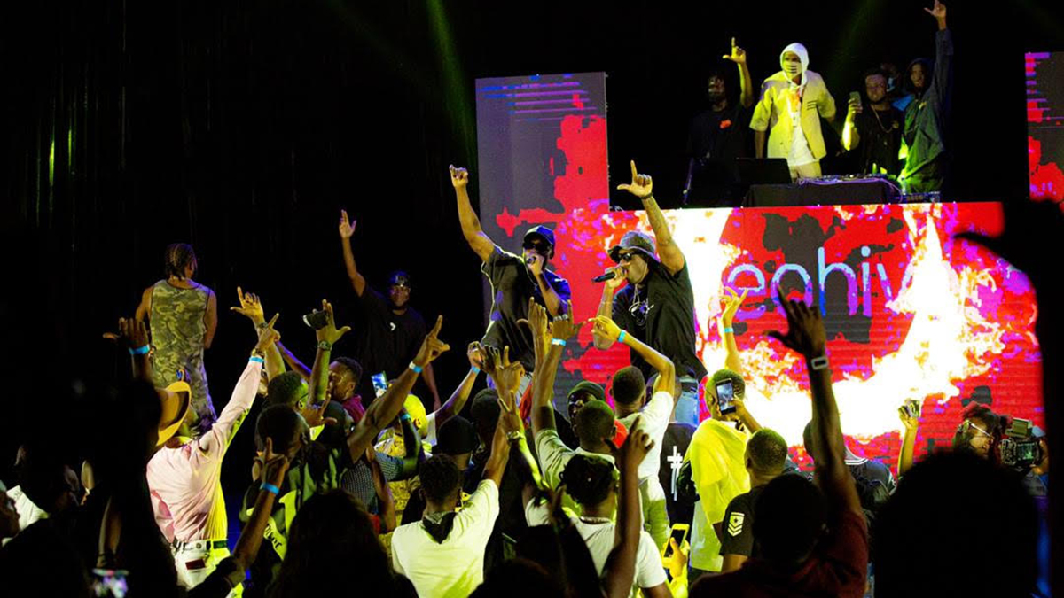 5th edition of E.L's BAR concert attracts teeming fans