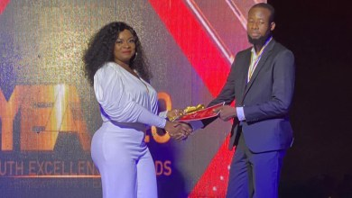 DJ Sly awarded DJ of the Year twice on row at Youth Excellence Award 2020