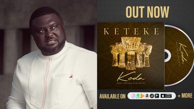Keteke! KODA replicates his mida's touch in latest album release