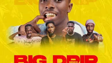 Big Drip Remix by Don Elvi feat. Poe Thug, Oseikrom, Lific & Ypee