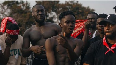 Yaw Tog is having the time of his life with Stormzy; check out their itinerary so far!