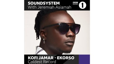 Ekorso! Kofi Jamar's debuts on BBC Radio 1 with hit drill tune