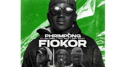 Phrimpong taps Max Wale, Andy Scott & Lino Beezy for new jam; Fiokor