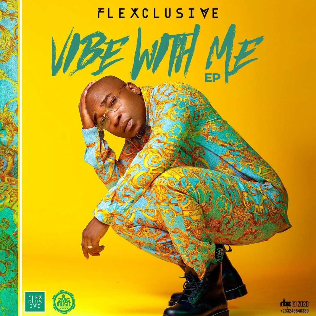 Wo A Sisa by Flexclusive feat. Fameye