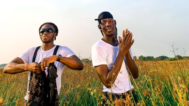 It's a vibe! Copta & King Joey spew dope visuals for latest joint; 10 Up