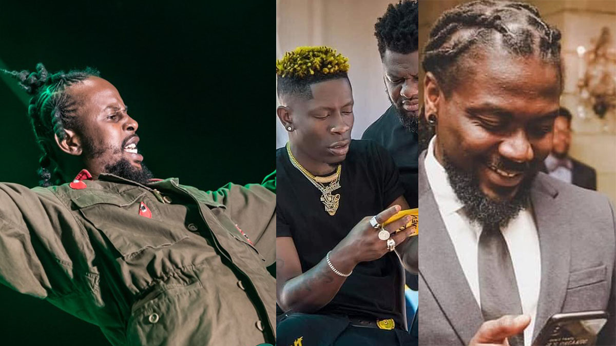 "Popcaan ""entertained"" by the Shatta Wale-Samini beef; 1Don reacts"