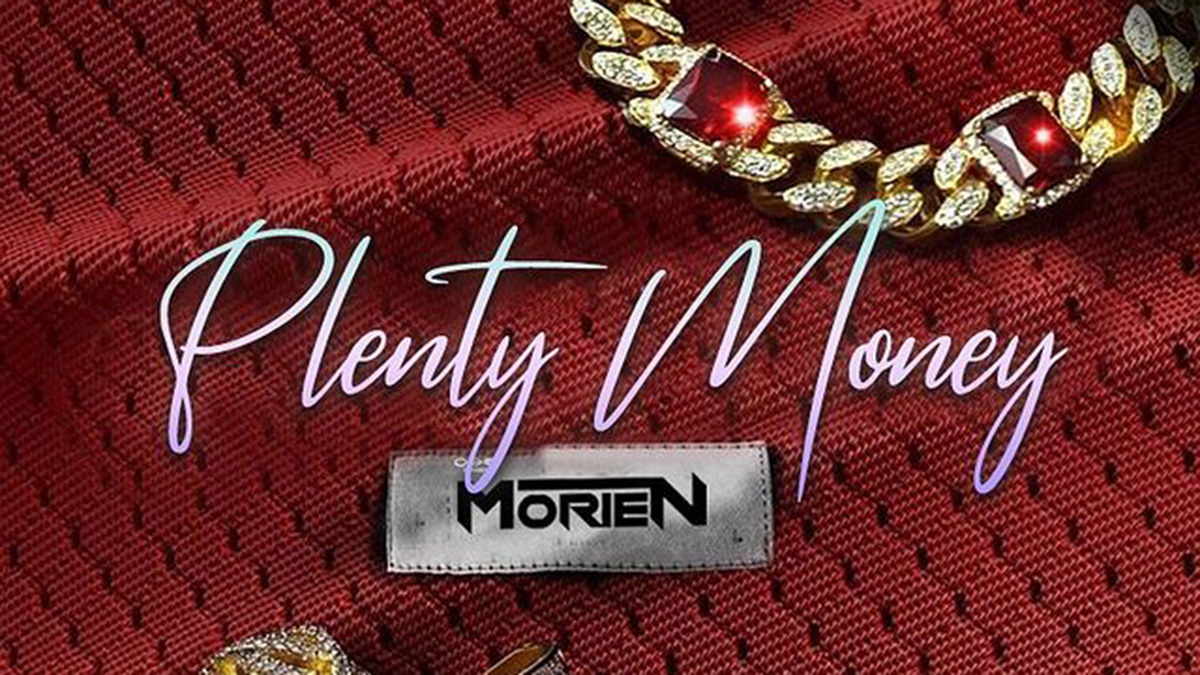 Morien serves classic visuals for new chune; Plenty Money