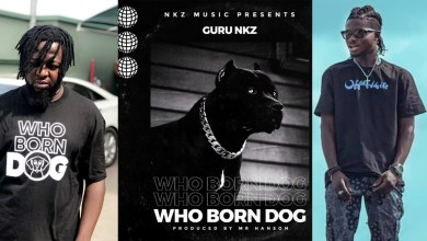 Guru could be releasing an 'edited' version of 'Who Born Dog' this Friday!