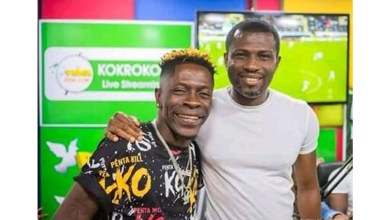 Shatta Wale makes U-turn on Okraku Mantey appointment; allows for 6-month grace period