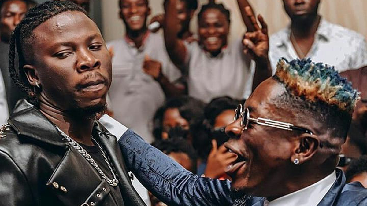 Finally! Expect Stonebwoy & Shatta Wale at this year's VGMA