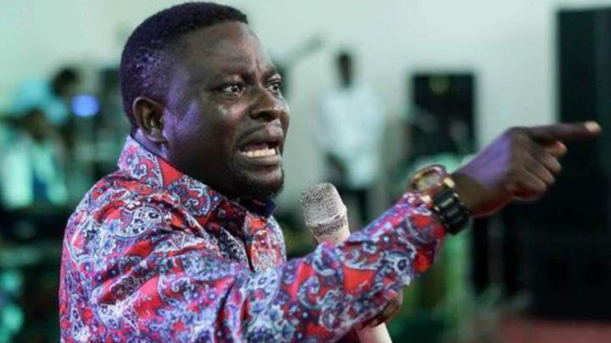 Gospel acts face a lot of temptations & pressure to acquire material things - Brother Sammy