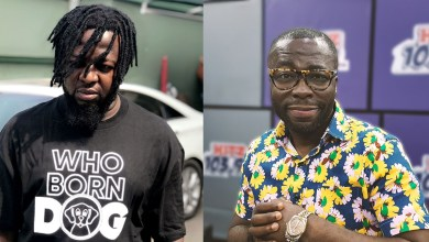 GuruNKZ goes haywire on Hitz FM's Andy Dosty, Don, Mercury & Avio for siding with Kuami Eugene