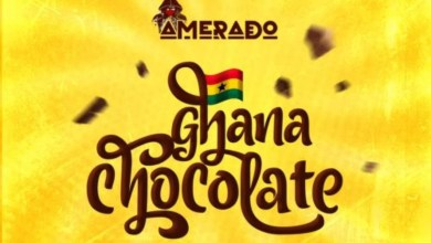 Ghana Chocolate by Amerado