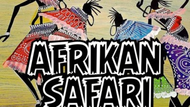 Afrikan Safari 1 by DJ Ashmen