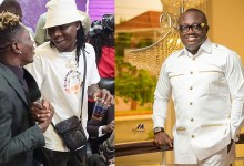 'Unifier' Bola Ray in shock as Stonebwoy, Shatta Wale gift him GHS 343,528 on birthday!
