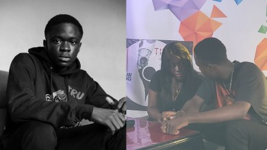 Yaw Tog's 'sweet 16' mum steals show at his 'Time' EP listening