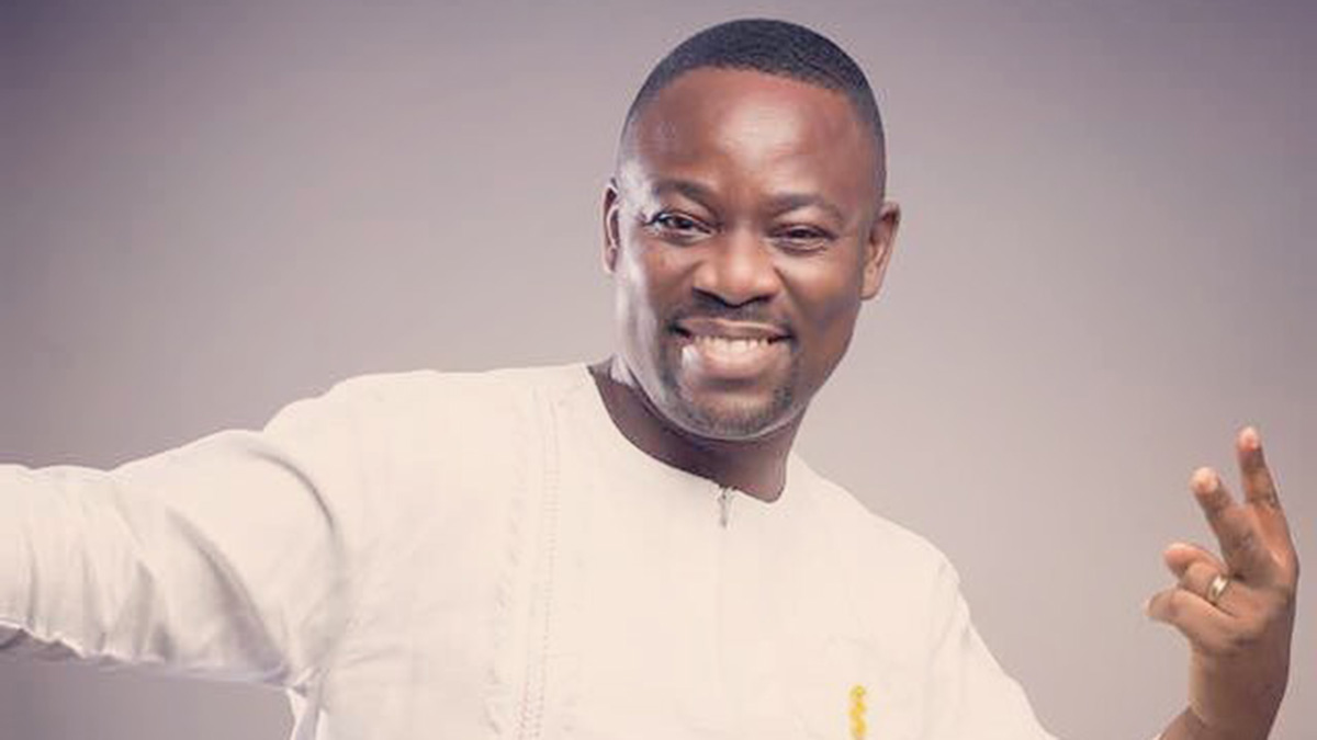 Nii Okai books Palm Sunday for; Hymns Unlimited 2021