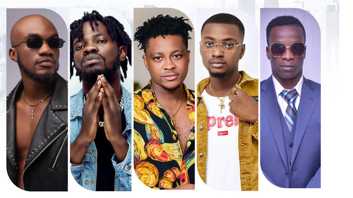 Let's Worship! Abbeam Danso drags Mr. Drew, Fameye, Krymi, others to church!