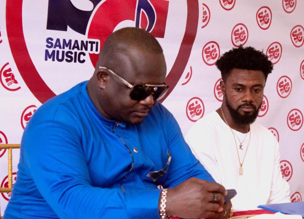 Qing Cedar; Samanti Music signs second artist in 2 weeks