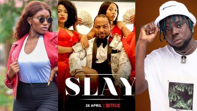 Songs by Wendy Shay & Agbeshie featured in Netflix movie; Shay to sue producers