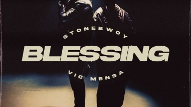 Blessing by Stonebwoy feat. Vic Mensa