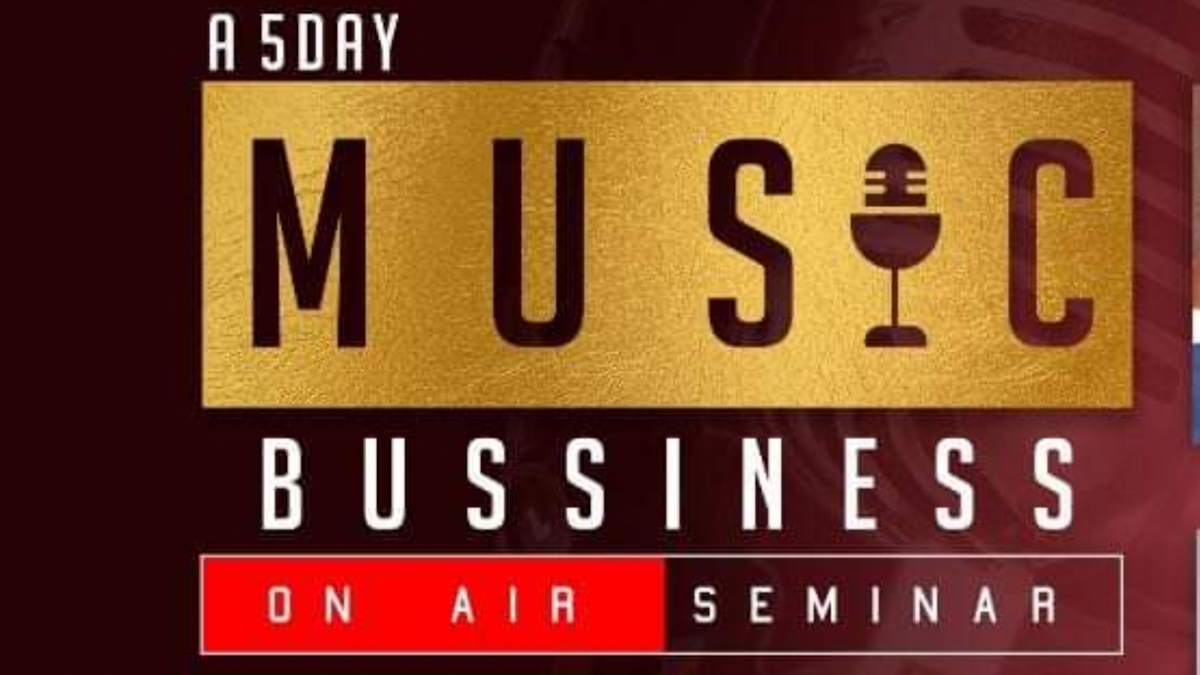 Hope Channel Ghana hosts On-Air Music Business Seminar