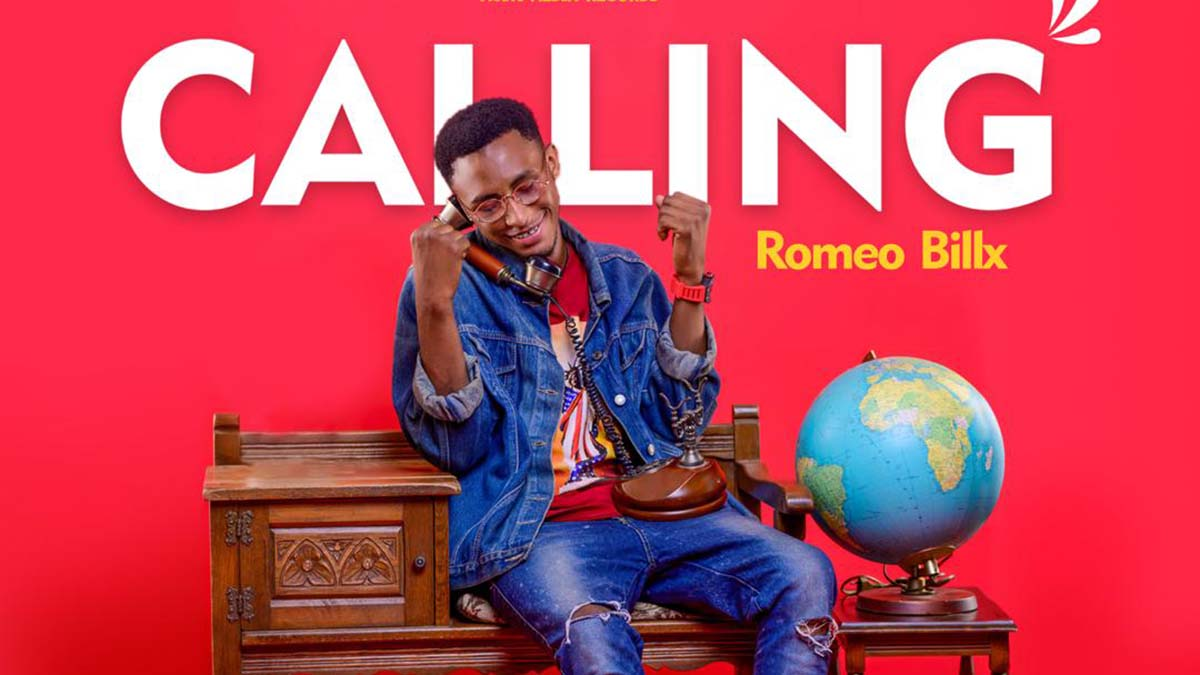 Romeo Blinx hacks the airwaves with a new banger; Calling