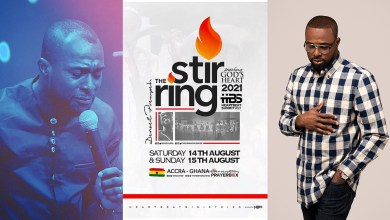 Denzel Prempeh & The HBM Worldwide readies for Touching God's Heart 2021 this August!