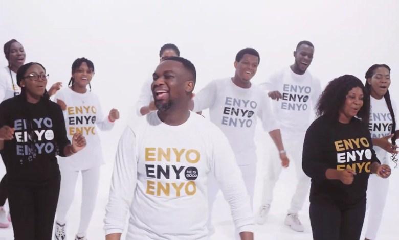 Enyo (He Is Good) by Bethel Revival Choir feat. Joe Mettle