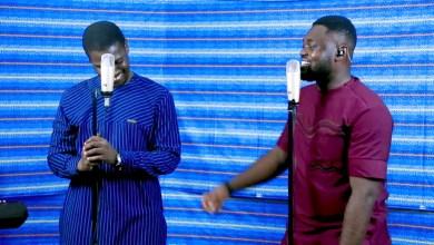 Songs Of Revelation by Kofi Owusu Peprah feat. Luigi Maclean