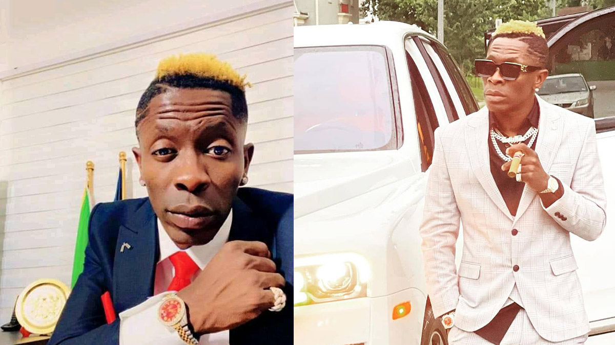 Shatta Wale names artistes on GoG album, experiences while in USA, other issues on State of the Industry Address