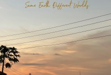 Same Earth Different Worlds Album by Omar Sterling