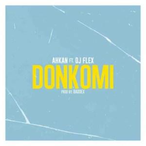 Donkomi by Ahkan & DJ Flex