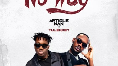 No Way by Article Wan feat. Tulenkey
