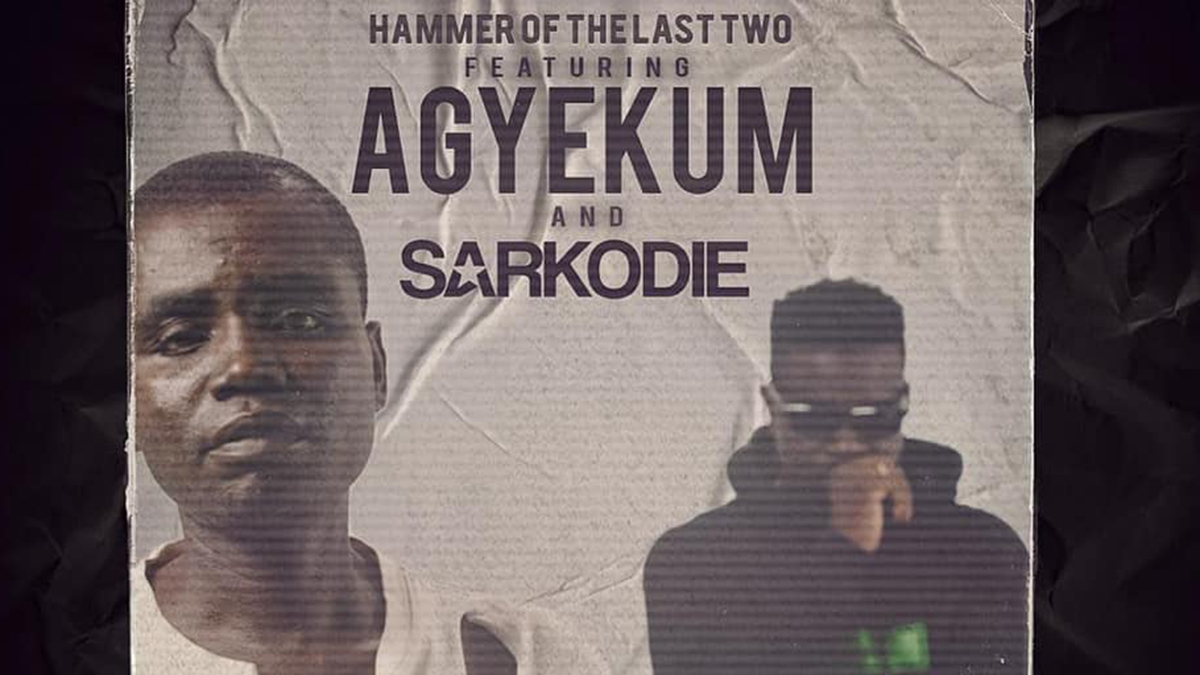 Ohohuo Asem! Hammer shares audiovisual for the late Kaakyire Agyekum & Sarkodie assisted single!