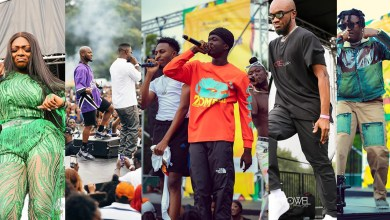 Sarkodie, King Promise, Kwabena Kwabena & new gen acts thrill fans at 2021 Ghana Party in the Park UK