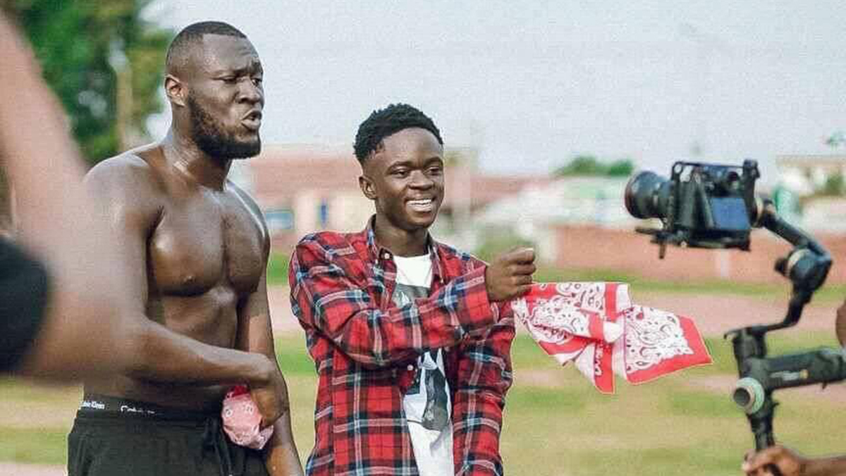 The emphasis is on 'More' popular - Joey B, Zionfelix, Kojo Cue, others support Yaw Tog's comment on Stormzy