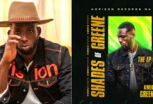 EP Review: Shades of Greene by Kweku Greene