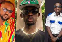 Black Sherif eulogizes Ponobiom & Ajeezay as he details hustle to stardom
