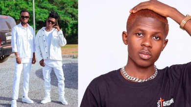 Strongman trips to church with Akwaboah on latest tune; Nhyira