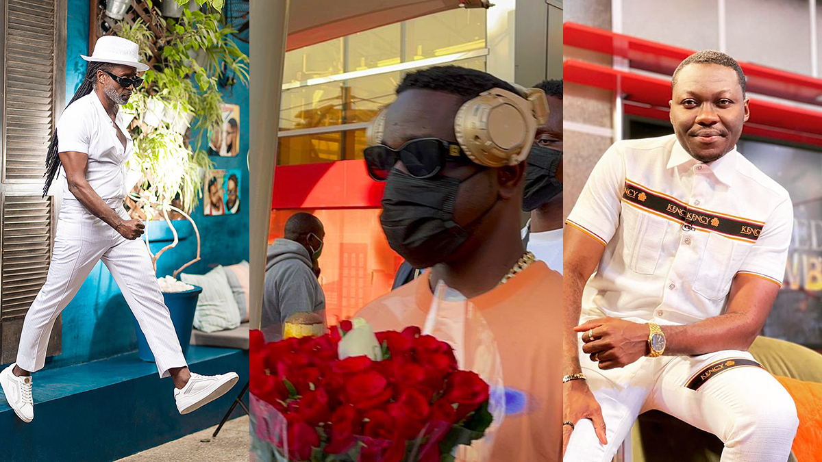 'Unpressured' Sarkodie welcomed in Kenya as Arnold & Reggie Rockstone hold opposing views on his 'No Support' comment